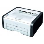 принтер лазерный ч/б Ricoh SP 212w, белый