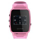 Умные часы Gator Caref Watch, розовые