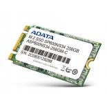 жесткий диск ADATA Premier SP600 256Gb, M.2 2242, SATA3 (ASP600NS34-256GM-C)