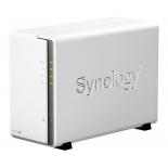 жесткий диск Synology DS216J 2BAY USB3 белый