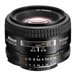 объектив для фото Nikon 50 mm f/1.4D AF Nikkor