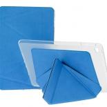 чехол для планшета Smart Сase для Apple iPad mini 4 голубой (трансформер)