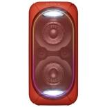 портативная акустика Sony GTK-XB60R, красный