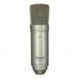 микрофон мультимедийный Tascam TM-80, конденсаторный