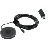 микрофон мультимедийный Logitech Microphone 989-000405, для камеры MeetUp