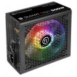блок питания Thermaltake 500W Smart RGB 80+, 140 mm fan