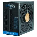 блок питания компьютерный Chieftec BDF-750C 750W v.2.3, APFC, fan 14 cm, 80+ Bronze