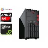 CompYou Home PC H557 (CY.604859.H557), купить за 29 440 руб.