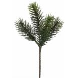 новогоднее украшение Triumph Tree Веточка, зеленая