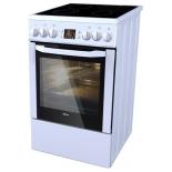 плита Beko CSE 57300 GW, электрическая