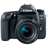 цифровой фотоаппарат фотоаппарат Canon EOS 77D Kit EF-S 18-55mm IS STM Black