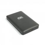 корпус для жесткого диска AgeStar 31UBCP3 (внешний), черный