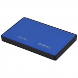 корпус для жесткого диска Orico 2588US3-BL, синий