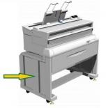 подставка для принтера Rikoh Table Type 240 (Стол 240)