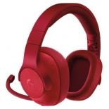 гарнитура для ПК Logitech Gaming G433, красная