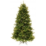 новогодняя елка Royal Christmas Arkansas Premium Hinged 210 см, зеленая