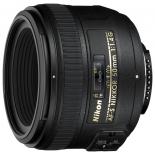 объектив для фото Nikon 50 mm f/1.4G AF S Nikkor