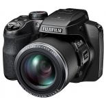 цифровой фотоаппарат FujiFilm FinePix S9800, черный