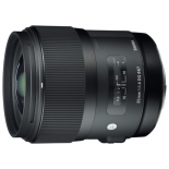 объектив для фото Sigma AF 35 mm f/1.4 DG HSM Art Canon