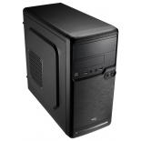 корпус AeroCool Qs-182 450W Black (mATX, 450 Вт, USB 3.0)