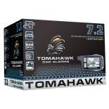 автосигнализация Tomahawk 7.2, с обратной связью