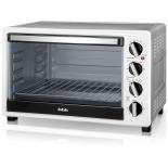 мини-печь, ростер BBK OE4522MC, белый/металлик