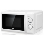 микроволновая печь BBK 20MWS-716M/W, белая