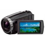 видеокамера Sony HDR-CX625, чёрная