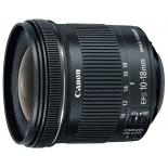объектив для фото Canon EF-S 10-18mm f/4.5-5.6 IS STM