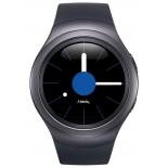Умные часы Samsung GEAR S2 Sports, чёрные