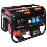 электрогенератор Patriot SRGE 3510E 2.5кВт (474101540)