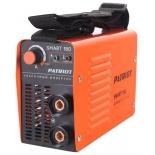 Сварочный аппарат Patriot Smart 180 MMA, инвертор ММА DC 3.7кВт, купить за 4 990руб.