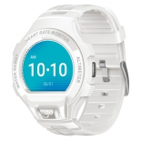 Умные часы Alcatel GO WATCH (SM03), белый/светло-серый