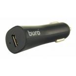 зарядное устройство Buro 2.4A, автомобильное,TJ-186,черный