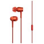 гарнитура для телефона Sony MDR-EX750APRM красные