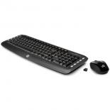 комплект HP LV290AA, черный