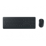 комплект Microsoft Wireless Desktop 900 (PT3-00017), чёрный