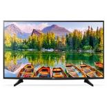 телевизор LG 43LH520V, черный