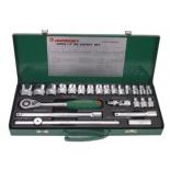 Набор инструментов Jonnesway S04H4724S, 1/2 DR, 8-34 мм, 24 предмета, 47483