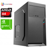 CompYou Home PC H557 (CY.341287.H557), купить за 15 299 руб.