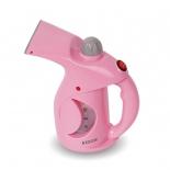 Пароочиститель-отпариватель Kelli KL-316, серый/розовый