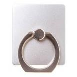 держатель/подставка для телефона Buro RS-10 Ring stent, серебристый