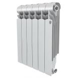 Радиатор отопления Royal Thermo Indigo 500, 8 секций (секционный), купить за 3 960руб.
