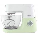 Кухонный комбайн Kenwood KVC5100G, белый/зеленый