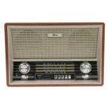 Радиоприемник Ritmix RPR-101 W, коричневый