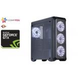 CompYou Game PC G757 (CY.603812.G757), купить за 66 530 руб.