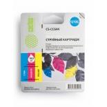 картридж Cactus HP CS-CC644 (№121XL) Цветной