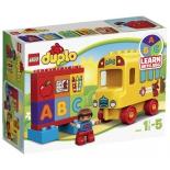 конструктор Lego Duplo (10603)  Мой первый автобус