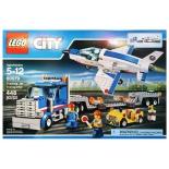конструктор Lego City (60079) Транспортер для учебных самолетов