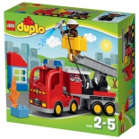 конструктор Конструктор LEGO Duplo Пожарная машина (10592)